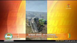 ¡Exclusiva! Alfredo Adame comparte detalles del accidente que sufrió su familia