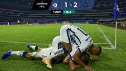Resumen | Pumas logra la voltereta y se impone 1-2 a Cruz Azul