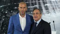 "Florentino Pérez lo advierte: ""Real Madrid nunca se rinde"""