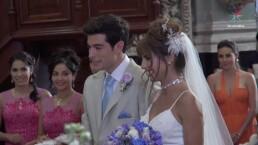 Detrás de cámaras: La boda de Juana Victoria y Sebastián