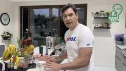 Moi Muñoz nos muestra cómo hacer gorditas de nata