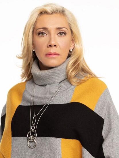 """Ahora que participa en """"El Dragón"""", Cynthia Klitbo abrió su corazón en exclusiva para Las Estrellas y comparte lo que le dejaron algunas de las producciones en las que ha participado."""