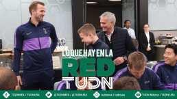 La recompensa: recogepelotas del Tottenham cenó con Kane y Mou