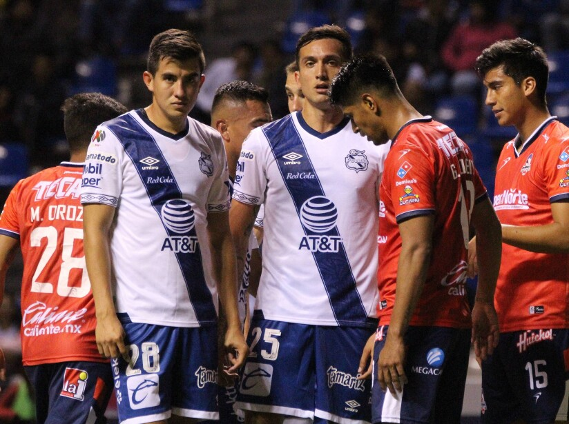 Puebla 0-0 Cimarrones, Alebrijes 1-1 Veracruz, Atlante 0-1 Venados, Monterrey 6-0 Cafetaleros.