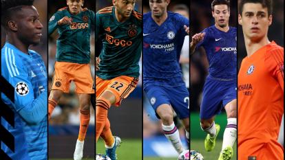 Chelsea y Ajax se medirán en la Fecha 4 de la Fase Grupos en Stamford Bridge por la UEFA Champions League.
