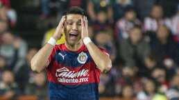 Jesús Molina, en duda para enfrentar a León