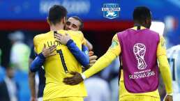 """Lloris sale en defensa de Griezmann: """"Tiene nuestra confianza"""""""