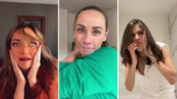 Como si fuera una telenovela: Andrea Legarreta, Regina Blandón y Consuelo Duval se agarran a cachetadas