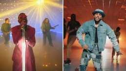 Comparan la voz de Rauw Alejandro cantando 'Todo de Ti' en vivo sin efectos y le llueven críticas