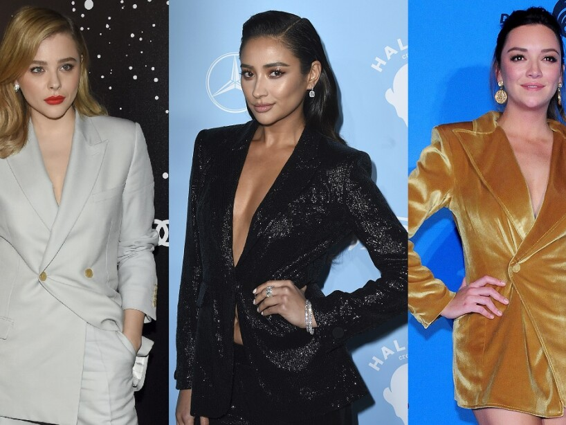 10 Razones por las que el saco blazer es la tendencia más buscada en 2019