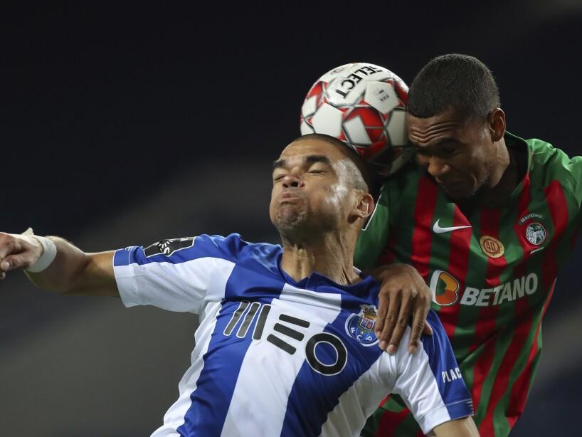 Virus Outbreak Portugal Soccer