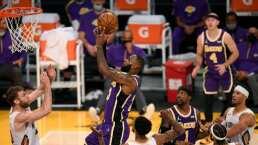 LeBron James, quién mas, guía a Lakers al triunfo ante Pelicans