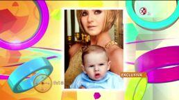 Daniela Castro bautizará pronto a su hijo Gustavo