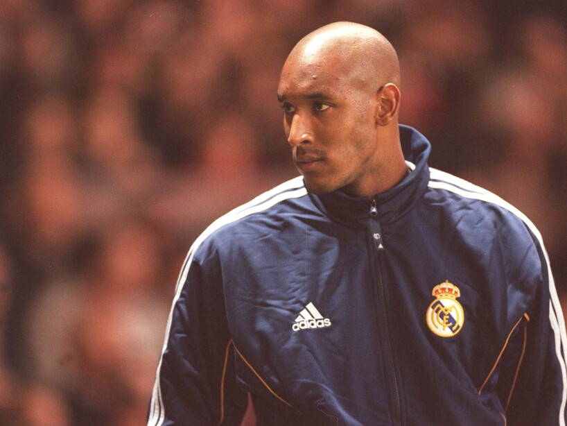 ANELKA/MANCHESTER UNITED - REAL MADRID 2:3