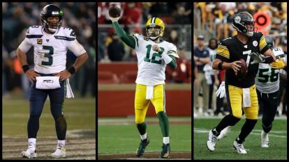 - Así está el 'Top 15' de los quarterbacks mejor pagados en la NFL para la próxima temporada.