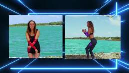 Mónica G vs Ferny | Reto de baile - Escápate conmigo