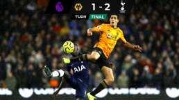 Tottenham de Mou se impone ante los Wolves de Raúl Jiménez
