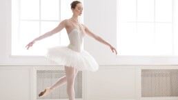 ¿Quieres tener el look de una bailarina? Consíguelo con body barre