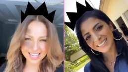 ¡Y a mucha honra! Thalía estrena filtro de 'María la del Barrio' y famosos se atreven a usarlo