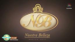 Participantes de Nuestra Belleza México se enfrentan a otro gran reto
