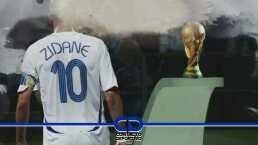 Un mago del balón, Zidane se despidió el 9 de julio del 2006