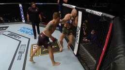 McGregor sucumbe en dos rounds por KO ante Poirier