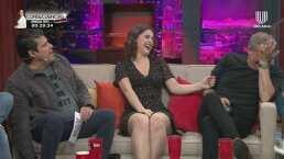 Talentosa, perfeccionista y buena hija: Arath de la Torre menciona las cualidades de Cassandra Sánchez Navarro
