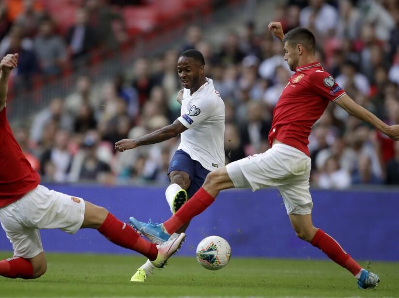 England Bulgaria Euro 2020 Soccer
