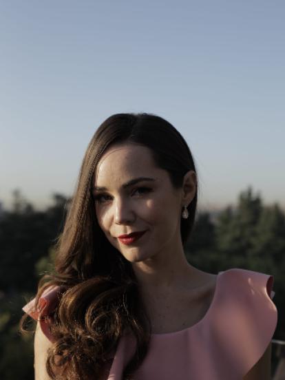 Camila Sodi impactó a los espectadores con su interpretación de 'Rubí', la mujer que no se detenía ante nada con tal de lograr sus objetivos.
