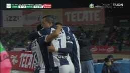 ¡Regresan con todo! Funes Mori le pega mal y anota el 1-3 ante Bravos