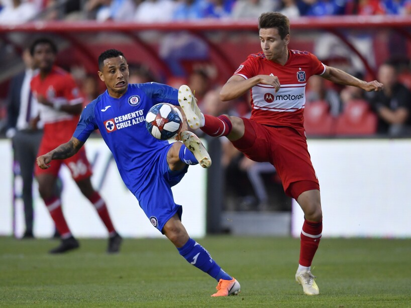 Cruz Azul v Chicago Fire: Quarterfinal - 2019 Leagues Cup