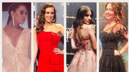 Las estrellas brillan en Premios TVyNovelas 2018