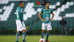 Dos altas y tres bajas en León para el partidazo ante Pachuca