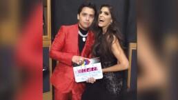 Ana Bárbara celebra que el video que grabó junto a Christian Nodal ya tiene 50 millones de visitas