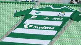 Santos informa que ocho jugadores ya no tienen COVID-19