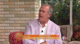Víctor Gordoa 28 abril