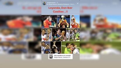 Las reacciones en redes sociales no se hicieron esperar tras el anuncio de la leyenda española.