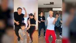 """""""A 'La Chona' no me la toquen"""": Usuarios reaccionan a los bailes que han hecho influencers con la canción de Los Tucanes de Tijuana"""