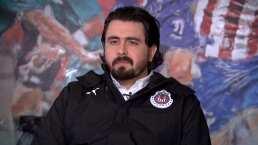Amaury compara a Chivas con el Barcelona