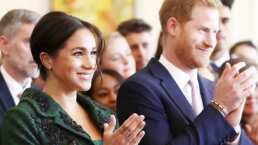 VIDEO: El príncipe Harry confirma la llegada de su primer hijo