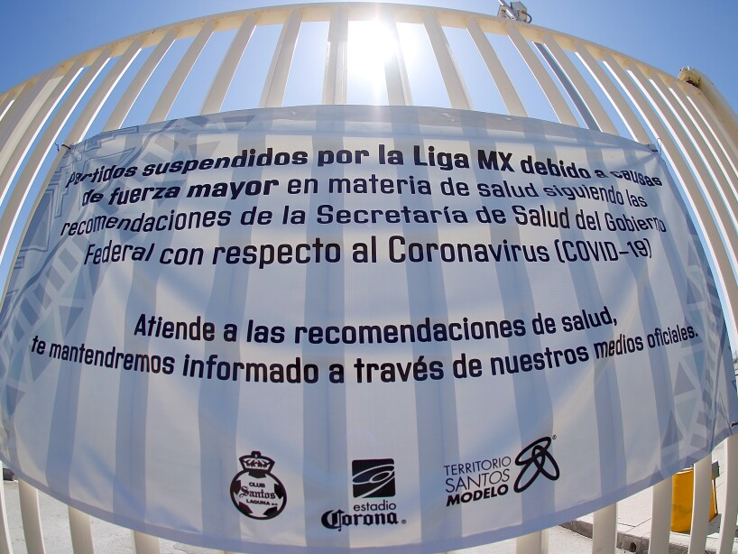 Coronavirus Outbreak in Mexico