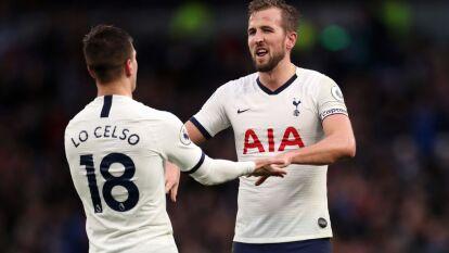 Tottenham Hotspur 2 - 1 Brighton & Hove Albion