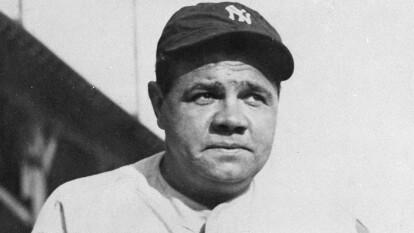 Hace 73 años, Babe Ruth hizo una de sus visitas finales al Yankee Stadium.