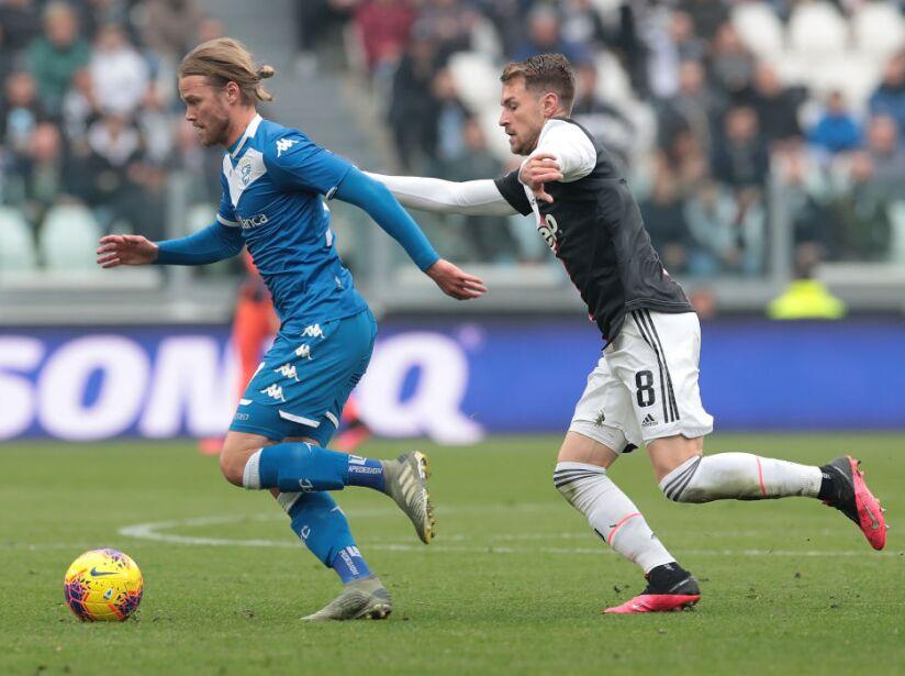 Juventus v Brescia Calcio - Serie A