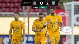 Chivas 0-2 Tigres   Doblete de Gignac ante un endeble Rebaño