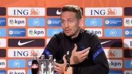"""De Jong: """"Guardado es un fantástico jugador"""""""