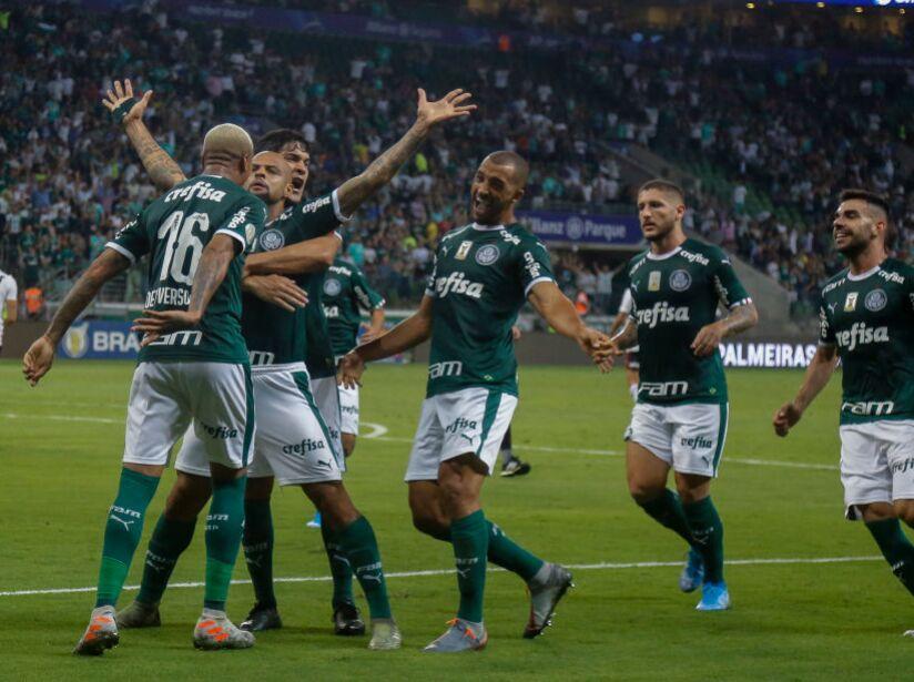 Palmeiras v Sao Paulo - Brasileirao Series A 2019
