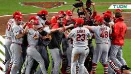 Revive la paliza de los Cardinals a los Braves