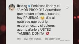 Con Permiso: Tras reconciliación entre Ferka y su ex, Frida Sofía le aconseja a la actriz que tenga amor propio