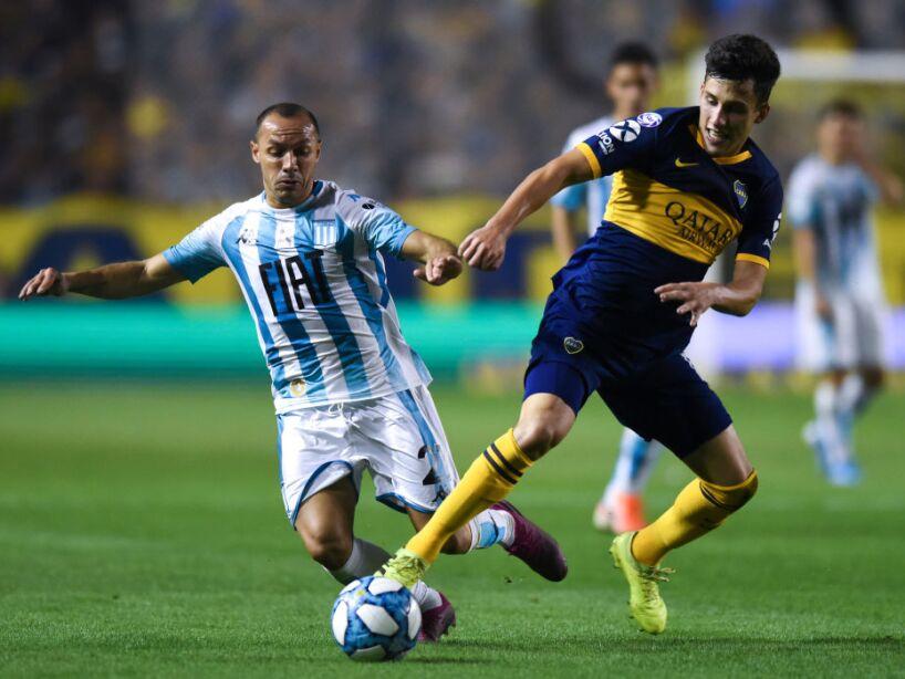 Boca Juniors v Racing Club - Superliga 2019/20